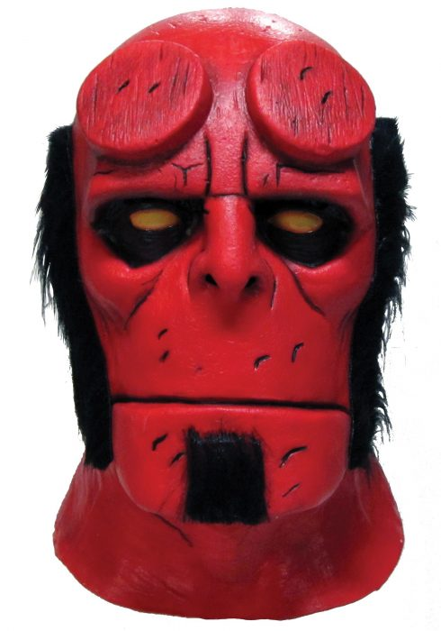 Adult Hellboy Mask