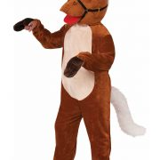 Adult Henry The Horse Mascot Costume