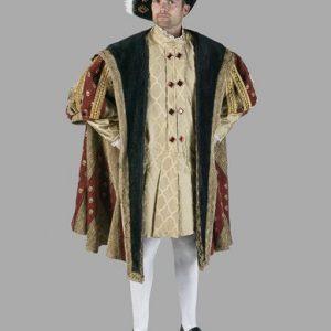 Adult Henry VIII Costume