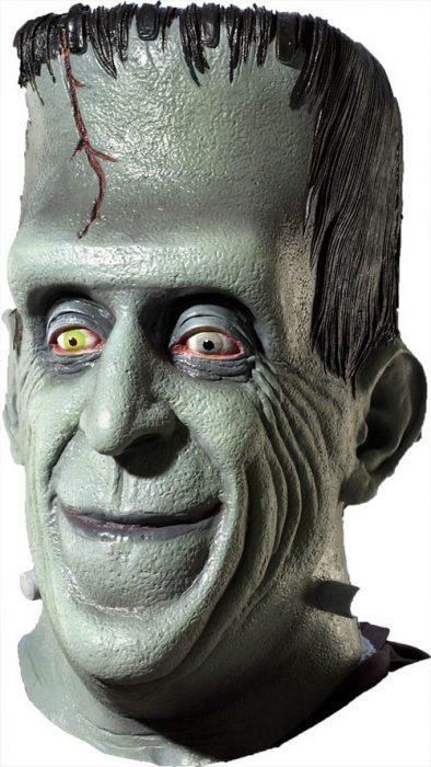 Adult Herman Munster Mask