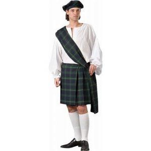 Adult Highlander Costume