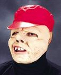 Adult Hills Brother Deformed Mask