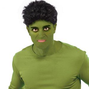 Adult Hulk Avengers 2 Wig
