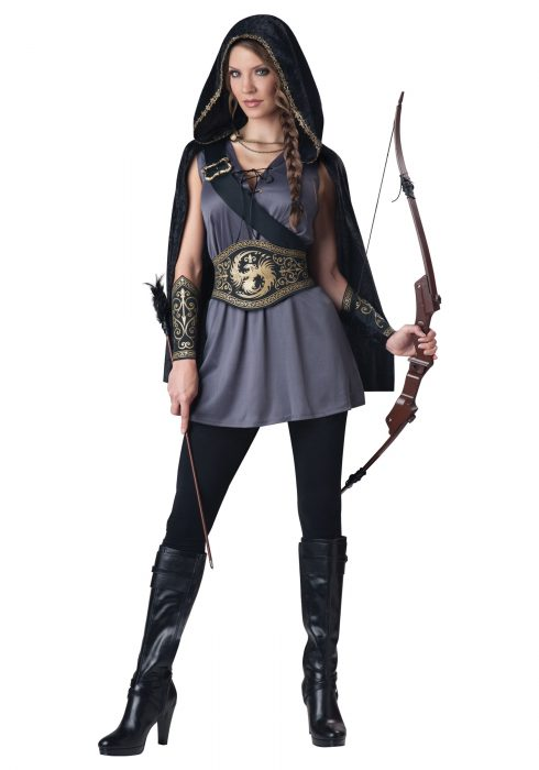 Adult Huntress Costume