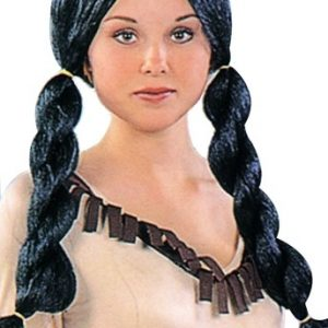 Adult Indian Braid Wig