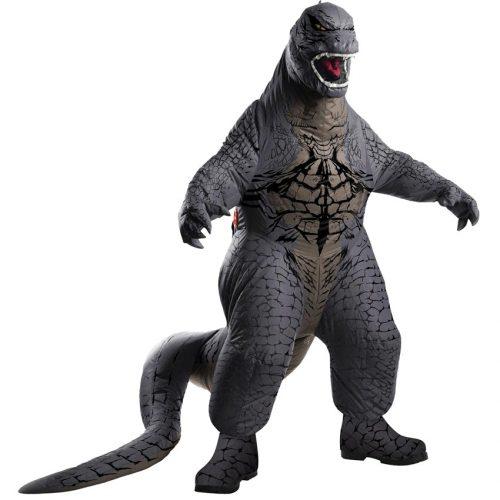 Adult Inflatable Godzilla Costume