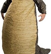 Adult Inflatable Jabba the Hutt Costume