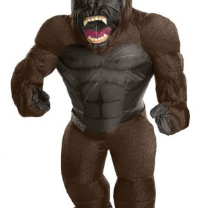 Adult Inflatable King Kong Costume