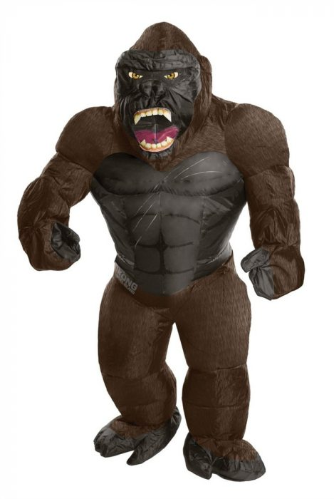 Adult Inflatable King Kong Costume