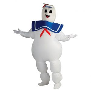Adult Inflatable Stay Puft Marshmallow Man