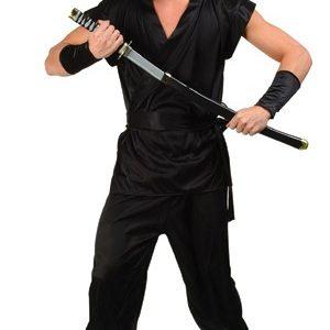 Adult Invisible Ninja Costume