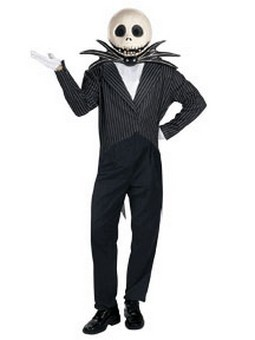 Adult Jack Skellington Deluxe Costume