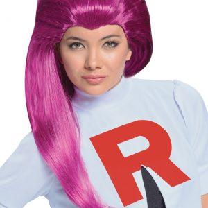 Adult Jessie Team Rocket Wig