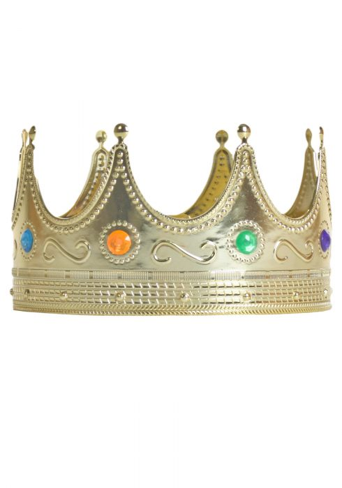 Adult Jeweled Crown