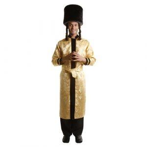 Adult Jewish Grand Rabbi Robe