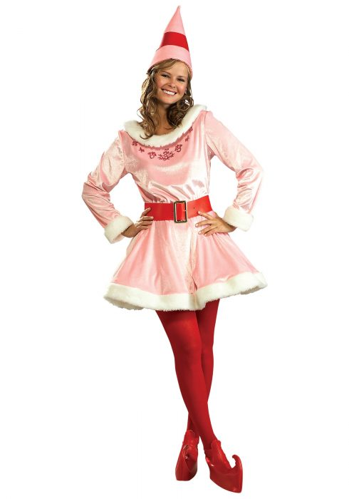 Adult Jovie Elf Costume