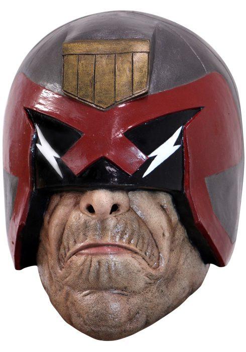 Adult Judge Dredd Mask