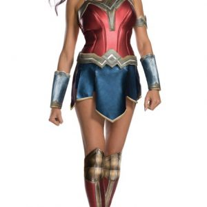 Adult Justice League Wonder Woman Costume