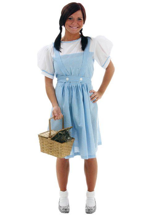 Adult Kansas Girl Costume Dress