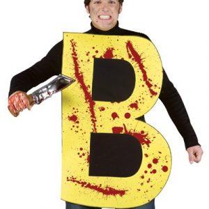Adult Killer B Costume