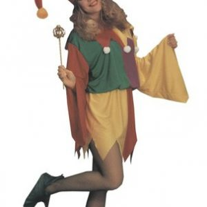 Adult King's Jester Costume