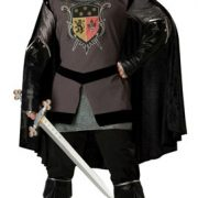 Adult Knight Costume - Dark Knight