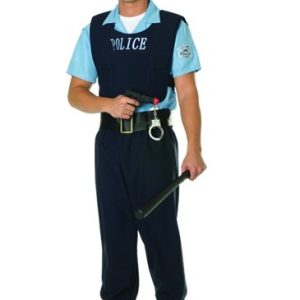 Adult Law Enforcer Costume