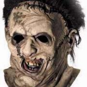 Adult Leatherface Mask