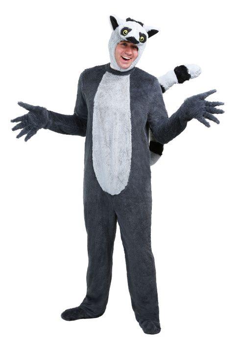 Adult Lemur Costume