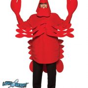 Adult Lobster Costume - Lightweight