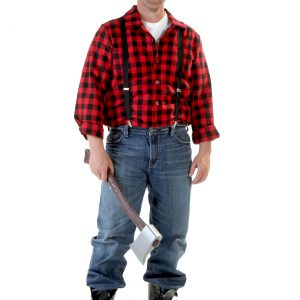 Adult Lumberjack Costume
