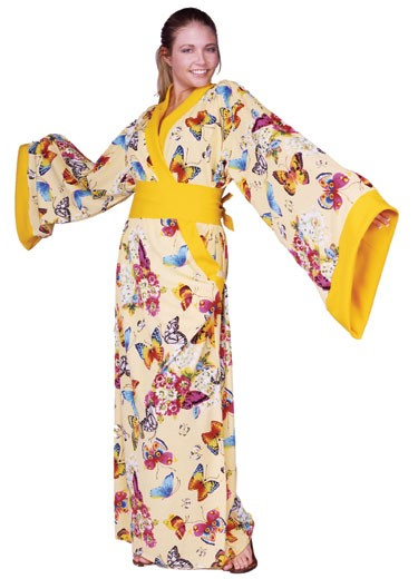 Adult Madame Butterfly Costume