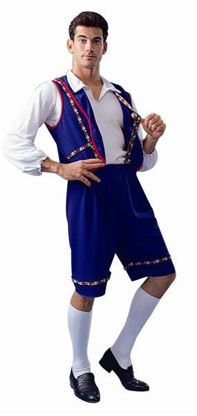 Adult Male Bavarian Costume