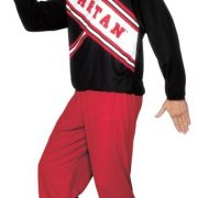 Adult Male Spartan Cheerleader Costume