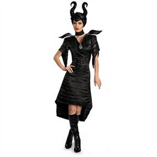Adult Maleficent Christening Gown Glam Deluxe