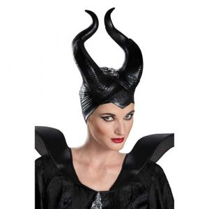 Adult Maleficent Deluxe Horns
