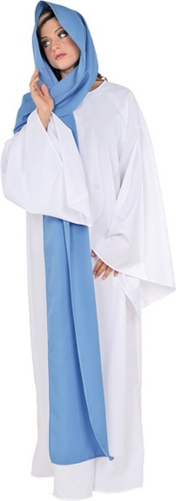 Adult Mary Religious Costume