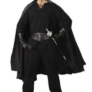 Adult Masked Hero Costume - Bandido