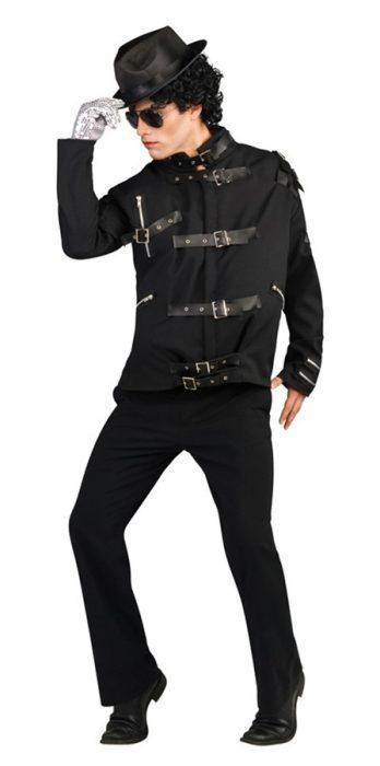 Adult Michael Jackson Bad Jacket