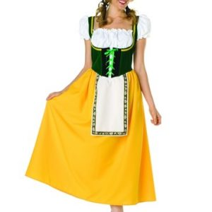 Adult Milkmaiden Costume