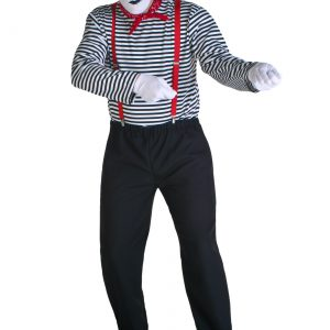 Adult Mime Costume