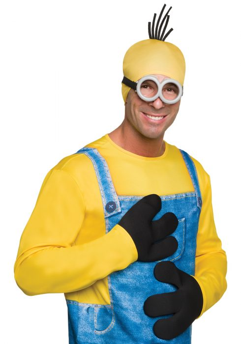 Adult Minion Gloves