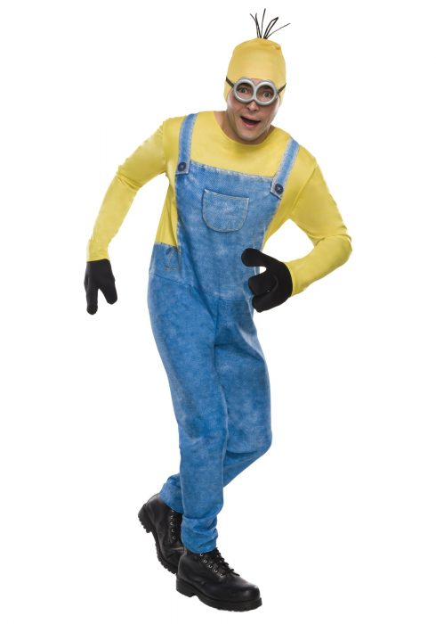 Adult Minion Kevin Costume