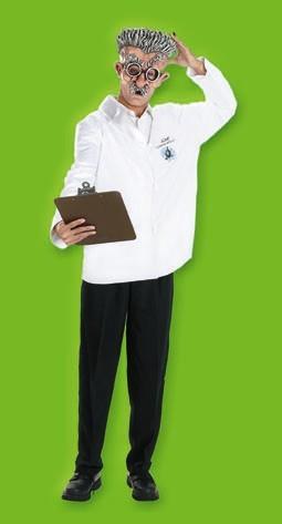 Adult Minstein Costume