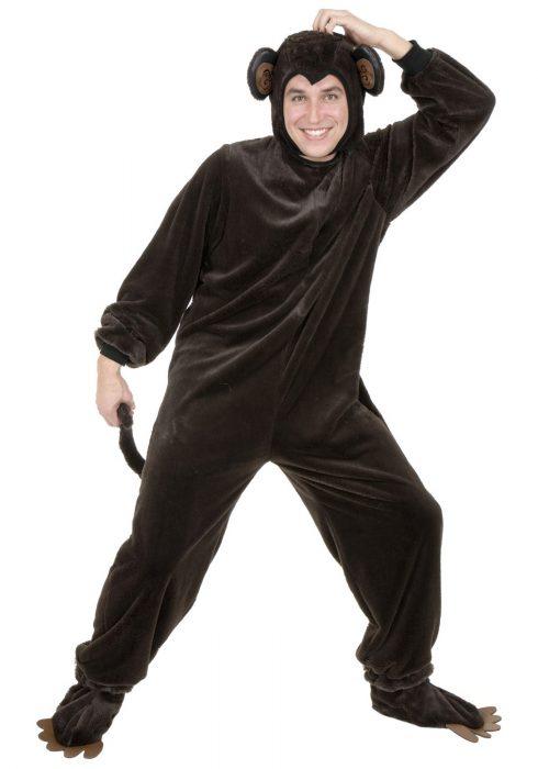 Adult Mischievous Monkey Costume