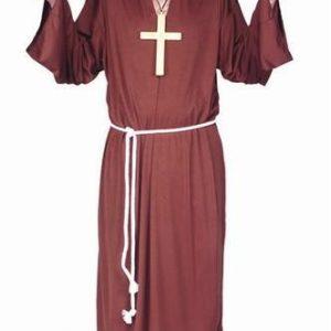 Adult Monk Costume