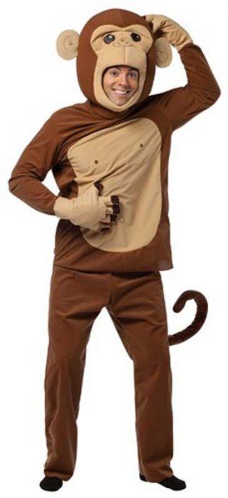 Adult Monkey Costume