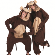 Adult Monkey Funsies Costume