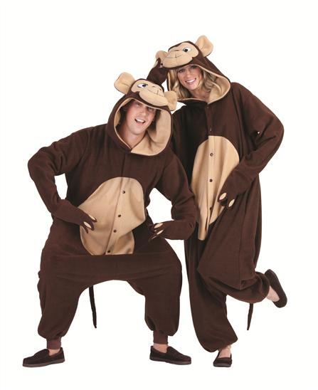 Adult Monkey Funsies Costume