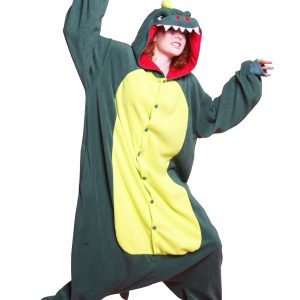 Adult Monster Pajama Costume